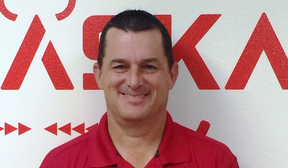 Jeff Parlet Mahaska Route Manager